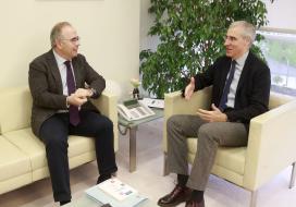 A Xunta e o Concello colaboran para converter Santiago nun polo industrial e de innovación da biotecnoloxía e o forestal