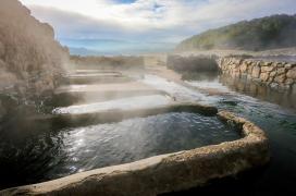 A pioneira Lei de aproveitamento lúdico das augas termais de Galicia entrará en vigor no mes de febreiro
