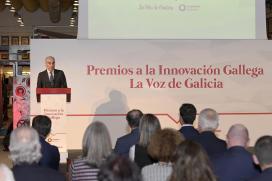 A Xunta destaca o esforzo colectivo que Galicia está realizando para construír o seu futuro a través da innovación