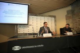 A Xunta apoia seis proxectos de eficiencia enerxética na Universidade da Coruña que permitirán un aforro anual de 240.000 euros na factura eléctrica