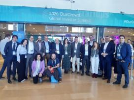 Pemes e emprendedores galegos da automoción, as TIC e a alimentación buscan novas oportunidades de negocio en Israel