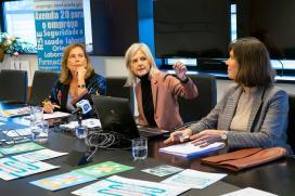 A Xunta avoga por facer da prevención a ferramenta imprescindible para mellorar as condicións laborais e contar cun emprego seguro e de calidade