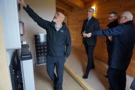 A Xunta convoca axudas para proxectos de enerxías renovables de particulares por valor de 4,5 millóns de euros