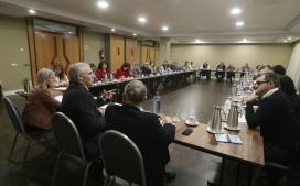 A Xunta e Cegasal abordan a posta en marcha o vindeiro mes do Catálogo de entidades de economía social