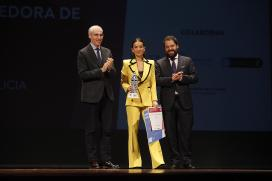 A Xunta sinala que os proxectos seleccionados nos premios de AJE Galicia contribúen a reforzar a marca Galicia Calidade