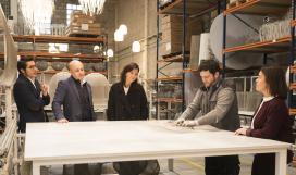 A Xunta promove o deseño como panca de innovación das empresas galegas a través de exemplos como 'A by Arturo Alvarez'