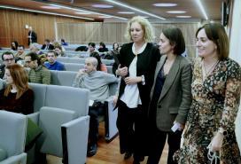 A Xunta informa en Santiago sobre as diferentes liñas de apoio abertas para apoiar a innovación empresarial