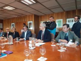 A Xunta reclama a reactivación inmediata da central térmica das Pontes e pide ao Goberno que se sume á unidade de acción de Galicia