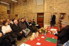 A Xunta destaca en Ponteceso que un de cada tres profesionais do forestal galego traballa na provincia da Coruña