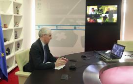 A Xunta agradece a predisposición da empresa familiar galega a consensuar medidas para achegar solucións económicas ás pemes e aos autónomos