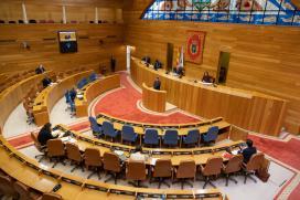 Feijóo anuncia a incorporación de ata 358 profesionais sanitarios que se suman aos máis de 39.000 que ten o Sergas e novas medidas económicas para dotar de liquidez á Comunidade