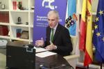 O conselleiro de Economía, Emprego e Industria, Francisco Conde, participou hoxe no III Encontro de Deseño para a Innovación en Galicia