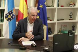 A Xunta define a dixitalización e a eficiencia enerxética como retos clave para a recuperación económica do tecido empresarial
