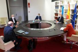 A Xunta pide ao Goberno e Alcoa que se sumen á senda do acordo: o primeiro a través do establecemento dun marco eléctrico estable e o segundo mediante a retirada do ERE