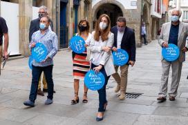 Unha nova edición dos Días Azuis do Comercio Galego busca poñer en valor o sector ao tempo que se dinamizan as vendas
