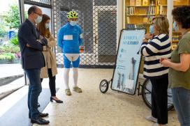 La Xunta destaca su compromiso con el sector del libro gallego en la presentación de 'Vuelta al libro'