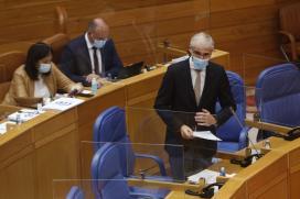 A Xunta solicita ao Goberno e a Navantia que utilicen os fondos europeos do Plan de recuperación para financiar o dique seco