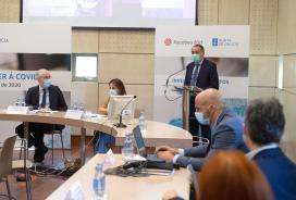 La Xunta destaca la respuesta de la I+D+i gallega a la pandemia poniendo todo su talento y conocimiento al servicio de la sociedad