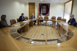 Conde garante que a economía social se impulsará en Galicia a través da futura Lei de reactivación