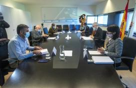 A Xunta resalta o papel dos axentes do Diálogo Social no desenvolvemento de medidas cara á reactivación económica