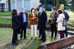 Ángeles Vázquez invita aos veciños das ARI de Santiago a dispoñer dos máis de 330.000 euros en axudas para a rehabilitación dos inmobles e vivendas