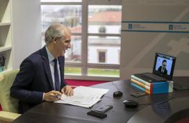 A Xunta defende o impulso da dixitalización, a economía verde e o talento para construír en Galicia unha economía de maior valor engadido