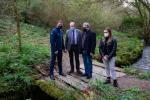 A Xunta apoia catro actuacións de mellora e conservación do patrimonio natural e cultural en concellos da reserva da biosfera As Mariñas coruñesas