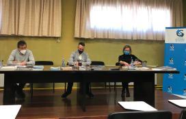 A Xunta destaca en Valdeorras a capacidade de adaptación do sector da lousa galego