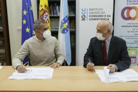 La Xunta pondrá en marcha un programa de formación sobre comercio electrónico y consumo responsable dirigido a las personas mayores
