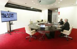 La Xunta destaca el papel de las entidades de certificación de conformidad municipal (ECCOM) para apoyar a las administraciones locales en la tramitación de proyectos empresariales