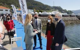A Xunta destaca a contribución das empresas do grupo Rodman á consolidación do naval galego