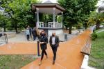 A colaboración entre Xunta e Concello de Covelo na mellora do parque de Maceira garantirá un espazo público accesible e máis funcional para a veciñanza