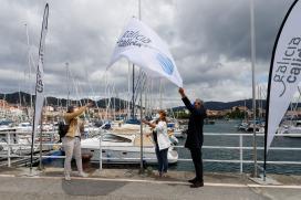 A Xunta certifica a excelencia do Club Náutico de Rodeira en Cangas a través do selo Galicia Calidade