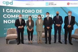 A Xunta defende que o Noroeste ten os recursos, a capacidade instalada e o coñecemento para desenvolver proxectos de referencia na materia de dixitalización e sustentabilidade