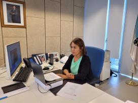 A Xunta reitera o seu compromiso coa transformación dixital e ecolóxica do tecido produtivo
