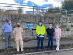 A Xunta remata as obras de mellora do abastecemento ao parque empresarial e aos núcleos das Quintás e da Ría, en Vilamarín