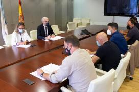 A Xunta apela a unha maior implicación do Goberno para buscar a solución industrial en Alu Ibérica