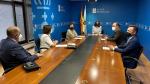 A Consellería de Medio Ambiente e o Clúster Galego de solucións ambientais analizan posibles colaboracións en materia de economía circular
