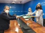 A Xunta adxudica por case 70.000 euros a mellora da contorna das vivendas do grupo escolar de Vilardevós