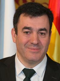 Román Rodríguez González, conselleiro de Cultura, Educación e Ordenación Universitaria
