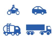 Todos os vehículos